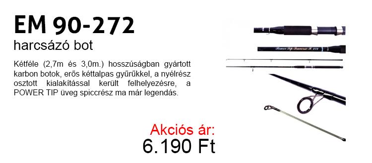 EM 90-271 harcsázó bot 6.190 Ft