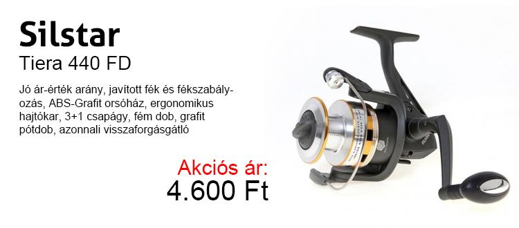 Silstár Tiera 440 FD akciós ára 4.600 Ft