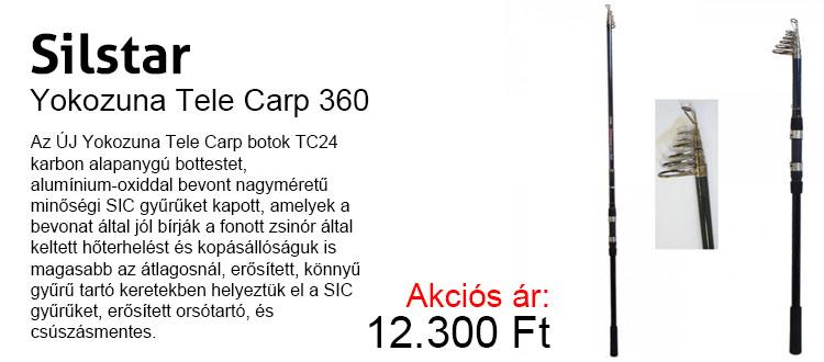 Silstar Yokozuna Tele Carp 360 most 12.300 Ft